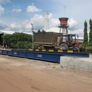 Cân xe tải 100 tấn