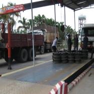 Cân xe tải 40 tấn